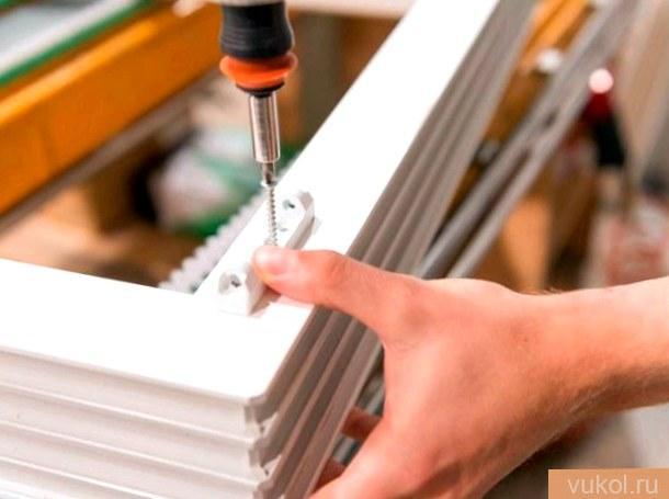 Стоимость установки пластмассовых окон