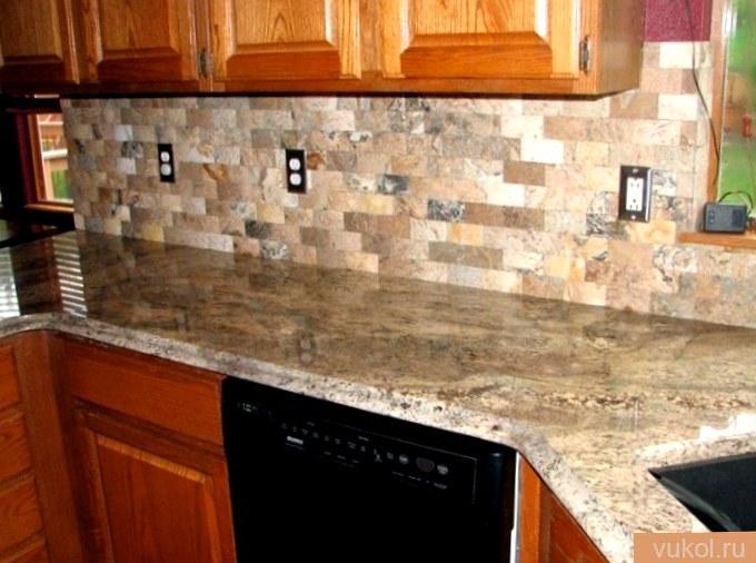 Декоративная плитка для кухни