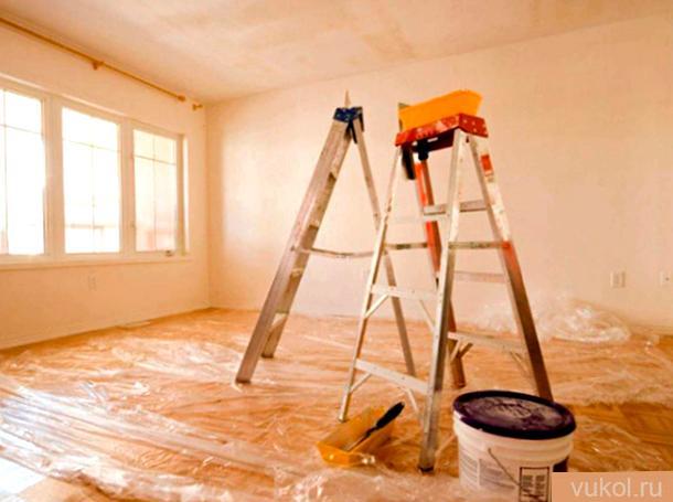Как приготовить стены к ремонту
