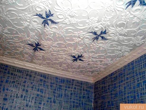 Как избрать бесшовные потолки
