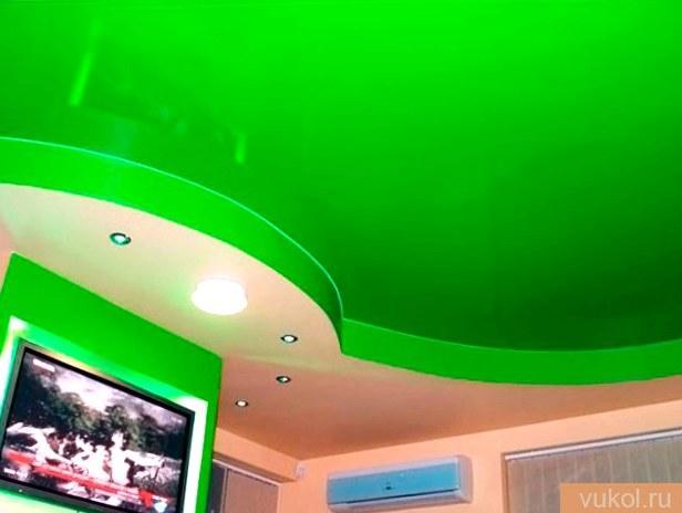 Как избрать цвет потолка