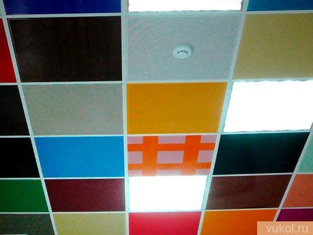 Как избрать потолочные панели