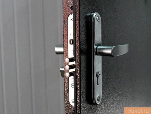 производители стальных дверей