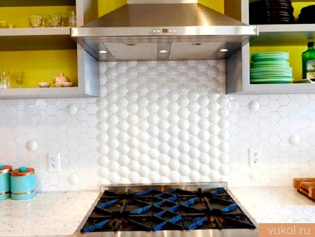 Плитка на кухню для фартука