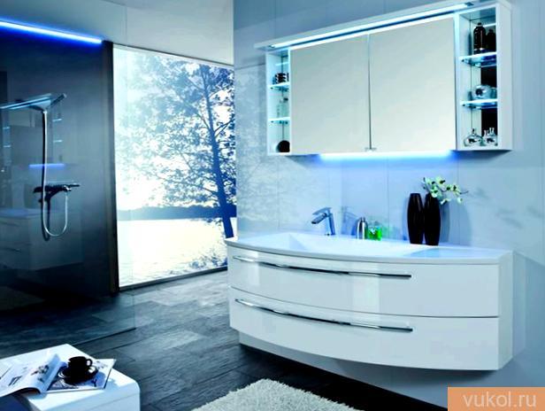 Навесные раковины для ванной