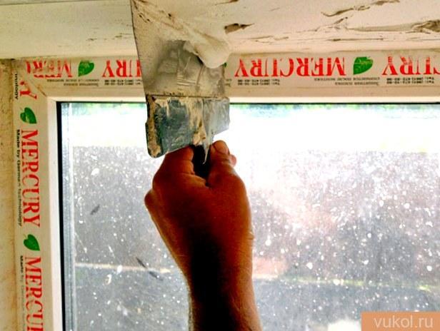 Разработка отделки откосов на окнах своими руками