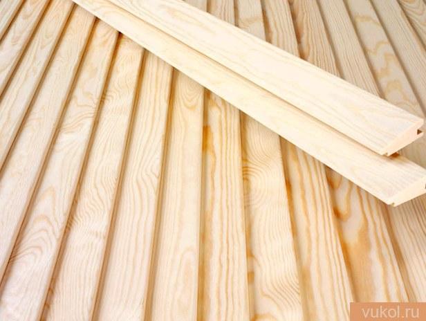 Все о древесной вагонке
