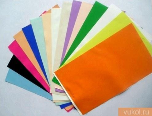 Цветовая гамма бесшовных натяжных потолков Deskor