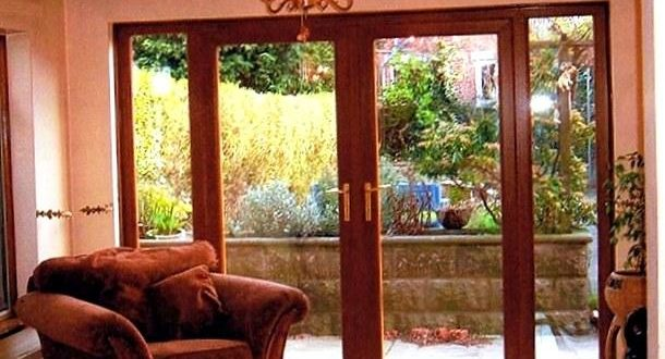 Как установить французское окно
