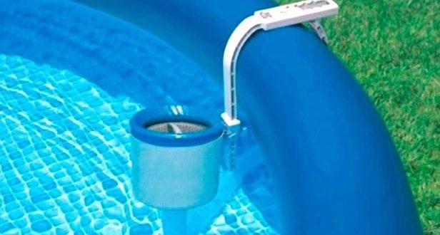 Устанавливаем фильтр для бассейна своими руками
