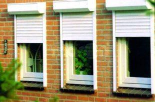 Устанавливаем рольставни на окна