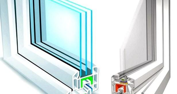 Сопоставление профилей пластмассовых окон