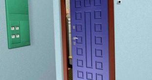 Тамбурные стальные двери