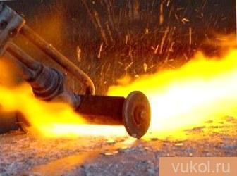 Термическая обработка мрамора