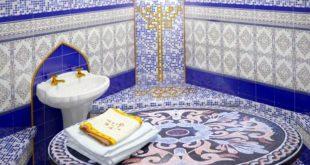 Турецкая баня своими руками