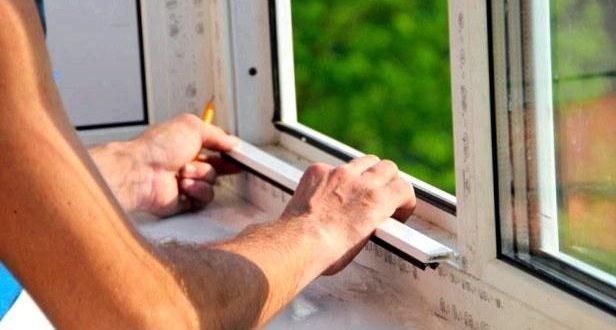 Устанавливаем пластмассовые окна
