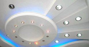 Фигурные потолки