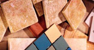 Выбор глиняной плитки