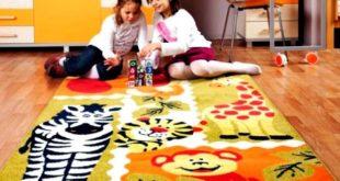 Выбираем покрытие для детских комнат