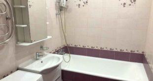 Ремонт ванной и однокомнатной квартиры