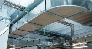 Воздуховоды прямоугольные для систем вентиляции