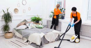 Клининговая уборка квартир